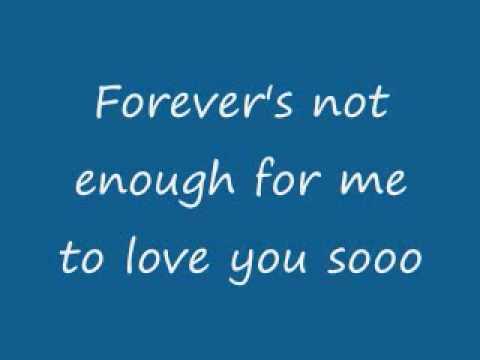 Forevers Not Enough Lyrics