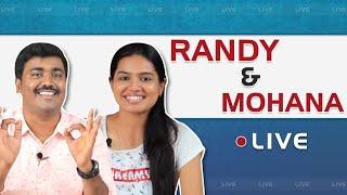 Enna Kodumai Sir Idhu | Randy And Mohana Live