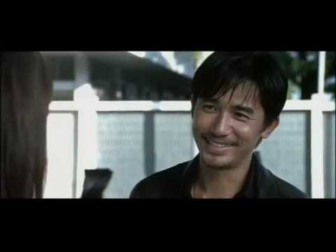 梁朝偉Tony Leung Chiu Wai: A Wink and A Smile