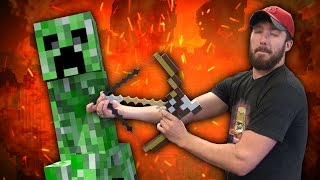 POINT BLANK - Minecraft Bow | Toy Chest
