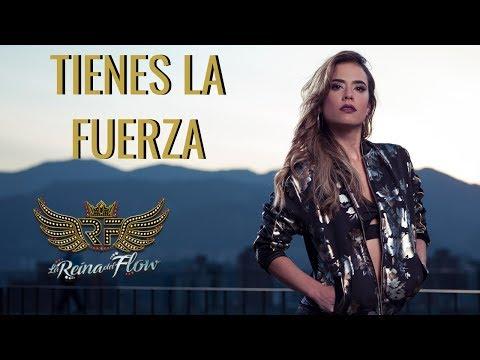 Tienes La Fuerza - Yeimy (Gelo Arango) La Reina Del Flow 🎶 Canción Oficial - Letra | Caracol TV
