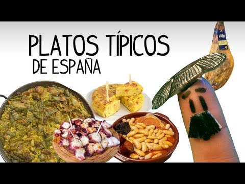 Spanish Food, Typical Spanish Dishes - Learn Spanish