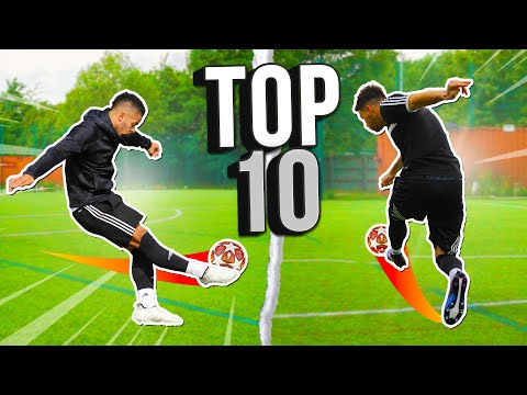 TOP 10 GOALS YOU WON'T BELIEVE 😱 | F2FREESTYLERS | 2020 Thumbnail