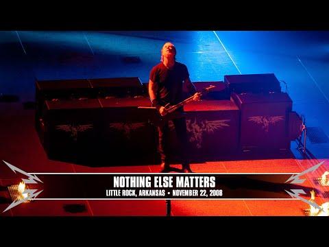 Metallica: Nothing Else Matters (MetOnTour - Little Rock, AR - 2008) Thumbnail image