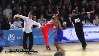 Ginza-(Samba Remix)-FMR Dancesport Music
