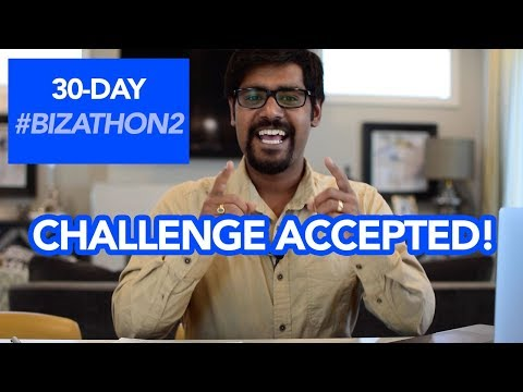 30-Day Challenge: Build a Membership Site From Scratch #Bizathon2