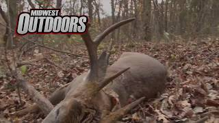 MidWest Outdoors TV Show #1648 - Wisconsin Public Land Whitetail Bowhunt