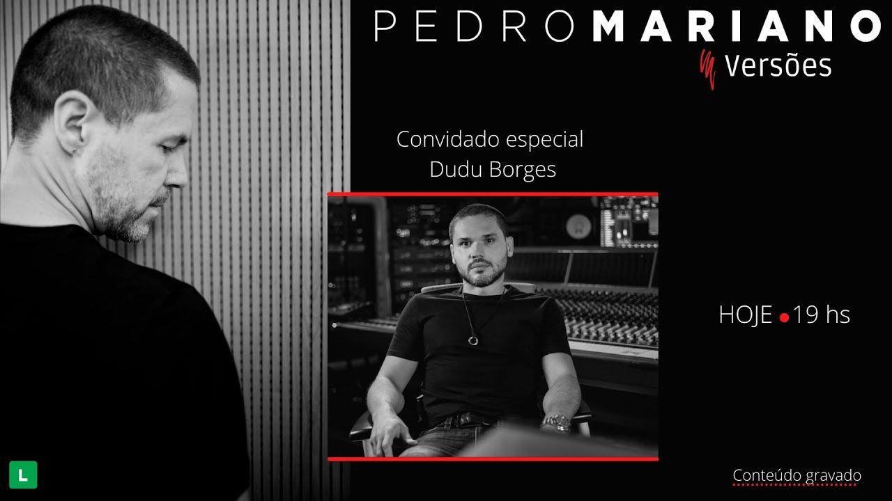 "Download Pedro Mariano part. Dudu Borges ""Versões"""