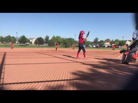 2019 Elizabeth Ayala, Chino Hills High School, second base and outfield, Team Smith Poteet