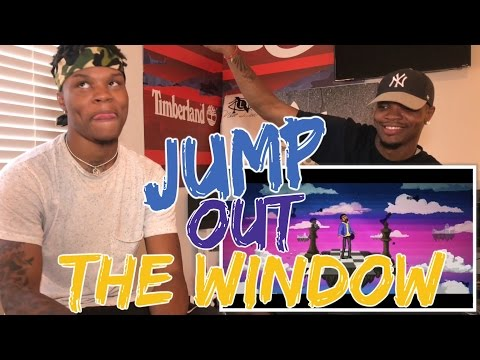 Big Sean - Jump Out The Window - REACTION