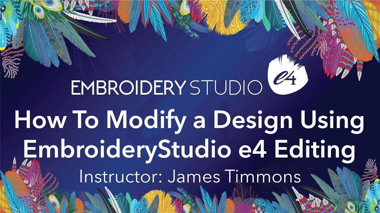 WILCOM Embroidery Studio E4 – Happy Multi-needle Embroidery Machines