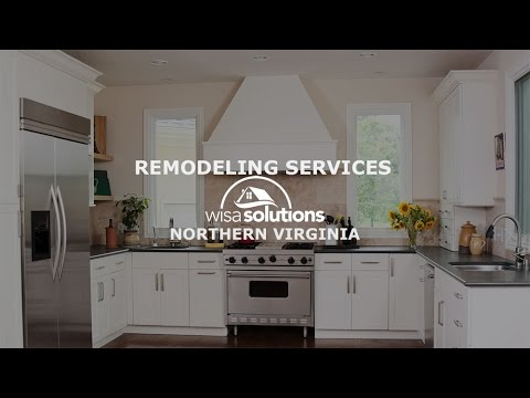 Kitchen Remodeling Northern Virginia - YouTube
