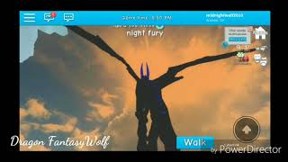 Dragons life ~ skyward bound (roblox) alpha toothless