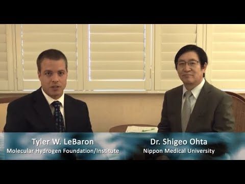 Tyler W. Lebaron: H2 Discussion with Dr. Ohta, July 2017