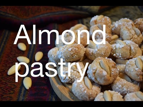 Almond Paste Cookies - Pastry From Sicily (Italy).
