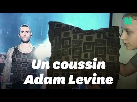 Maroon 5 et Adam Levin éclipsés au Super Bowl 2019... par un t-shirt