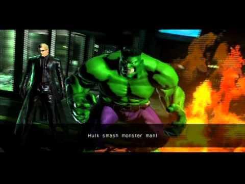 Ultimate Marvel Vs Capcom 60 NemesisHulk Quotes YouTube Impressive Hulk Quotes