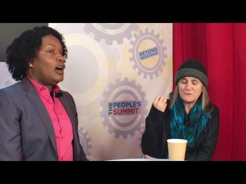 The People's Summit: Amy Goodman Interviewed by Imara Jones