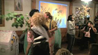 Žhavení Kamínek 2011 - Karaoke - Školačky v krizi