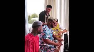 NO PUEDO AMAR a piano. Daviles DE Novelda, Omar Montes, RvFv y Keen Levy