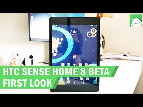 First Look: HTC Sense 8 beta (for non-HTC devices)