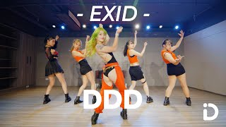 EXID(이엑스아이디) - 덜덜덜(DDD) / Sun Ning & Yuhui Choreography …