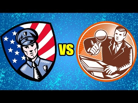 PATROL COPS VS. DETECTIVES!!