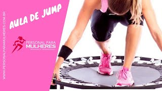 JUMP Para Queimar Calorias - Personal Para Mulheres - OnLine