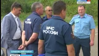 В Елабуге утонули две женщины