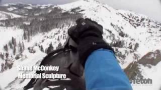 Jeremy Jones Shreds Squaw Run Dedicated to Shane McConkey - Deeper Unplugged - Episode 8