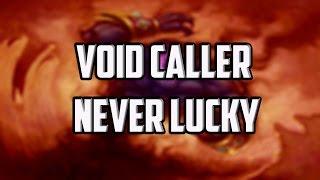 Lostov Demon Caller Never Lucky