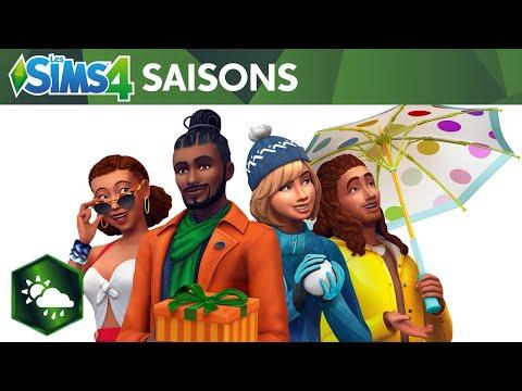 LesSims4Saisons: trailer d'annonce officiel