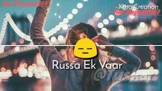 Kade Manu Film Dikha Diya Kar WhatsApp status and Ringtone SAKHIYAAN New Punjabi Song |Love Story |