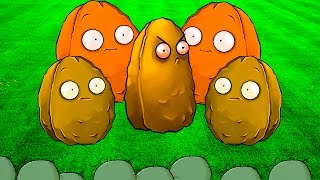 ОРЕХОВЫЙ БОУЛИНГ - Plants vs Zombies #32 МИНИ-ИГРЫ | РАСТЕНИЯ ПРОТИВ ЗОМБИ