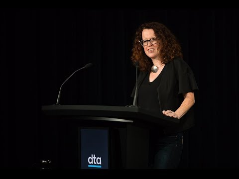 DTA Chats With Professor Genevieve Bell