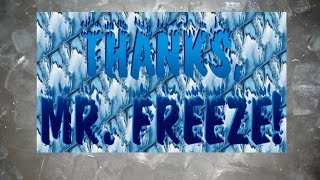 Shout-Out to The Freeze! :) Aaron Freeze That is...  :D
