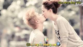 Đừng Buông Tay Anh - Hồ Quang Hiếu ( Video Lyric Kara )