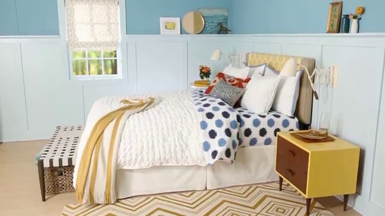 Easy Bedroom Decorating Ideas