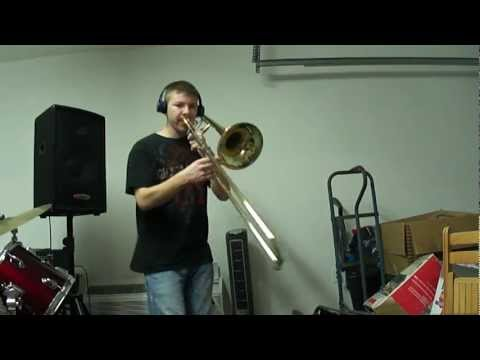 Reel Big Fish - Sell Out Trombone Cover