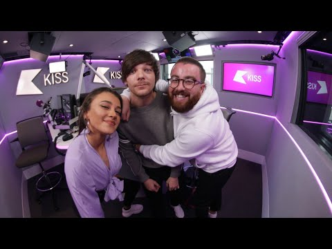 Louis Tomlinson chats #TwoOfUs, One Direction and his Mum!