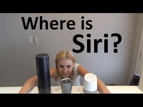 Apple HomePod Siri Speaker – Apple Vs Alexa Vs Google Home