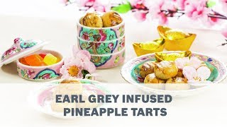 Earl Grey Infused Pineapple Tarts Recipe – Cooking with Bosch