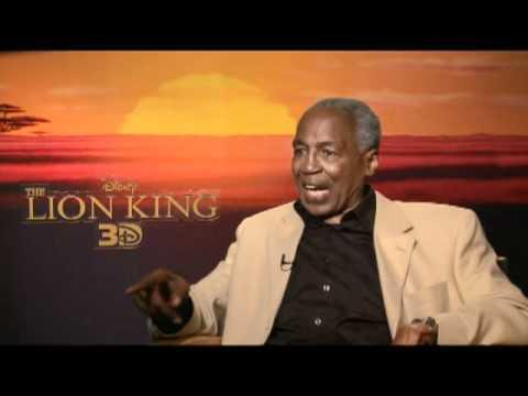 Robert Guillaume Interview -- The Lion King 3D