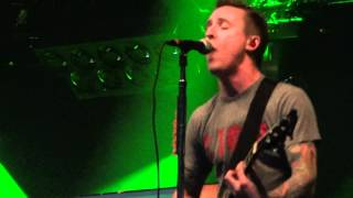 Yellowcard - Fighting live @ Groezrock 2012 HD