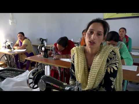 Khadi India - Stitching Center, Yusuf Meherally Center-Nagrota, Distt.-Jammu