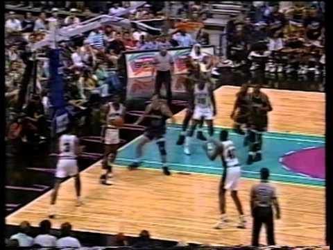 1994 NBA Orlando Magic @ San Antonio Spurs