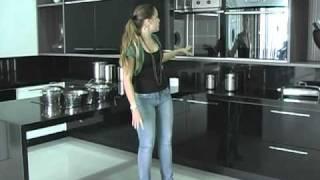 Programa Estilos TV - Projetos de cozinhas