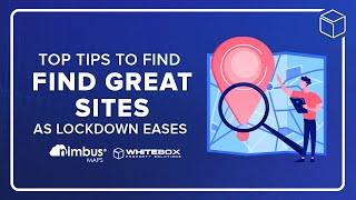 How to Find Great Sites as Lockdown Eases