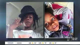 Amber Alert Issued For Two Jacksonville Children