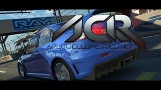 Auto Club Revolution (ACR) Gameplay - Second two races online HD [PC]